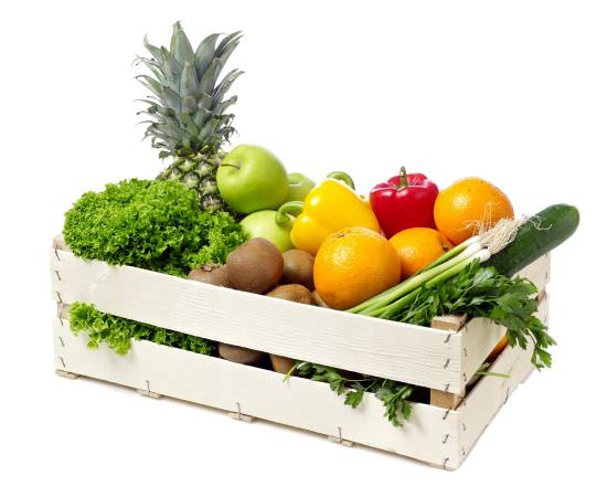 Fruit and Vegetable Subscription Medium